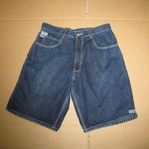 Pelle Pelle Denim Shorts